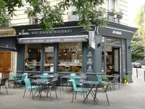 Restaurant et épicerie Italien et Sicilien à Paris 11 - So Italia - proche station Métro Nation - Casa by Rosati